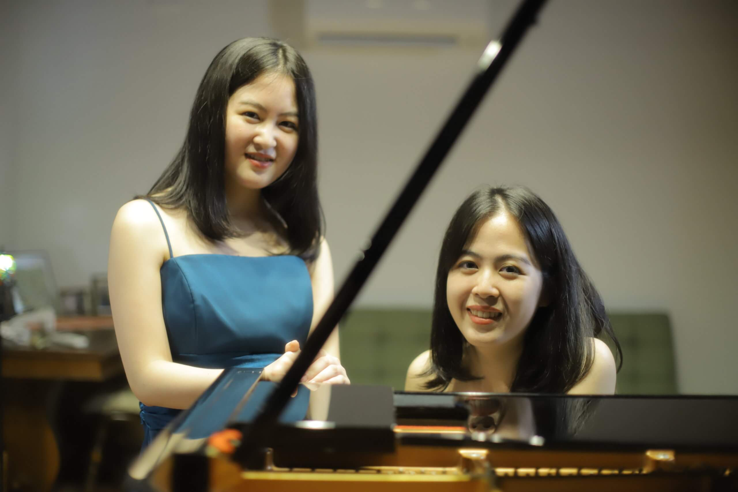 ピアノ&ヴァイオリンデュオ