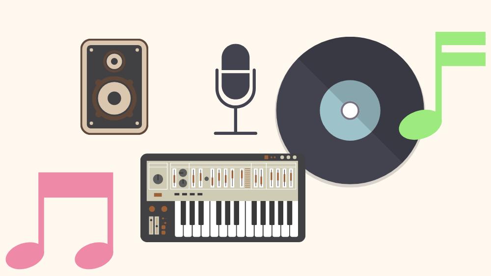 ピアノのCD録音は演奏の切り貼り?!録音技術の進歩